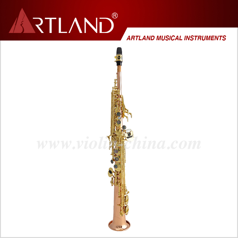 Bb Key Professional Soprano Saxophone (ASS6507)-Welcome to